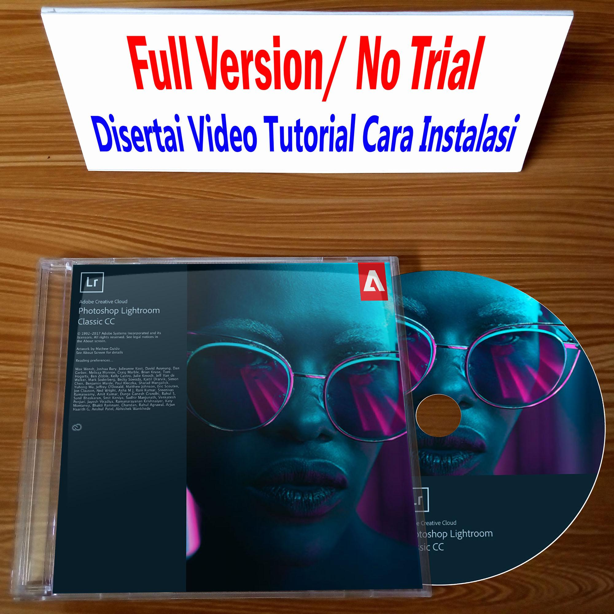 Buy Sell Cheapest Photoshop Com Editor Best Quality Product Deals Flashdisk 8 Gb Paket Software Design Adobe After Effect Audition Illustrator Premiere Pro Cc 2017 Lightroom 2018