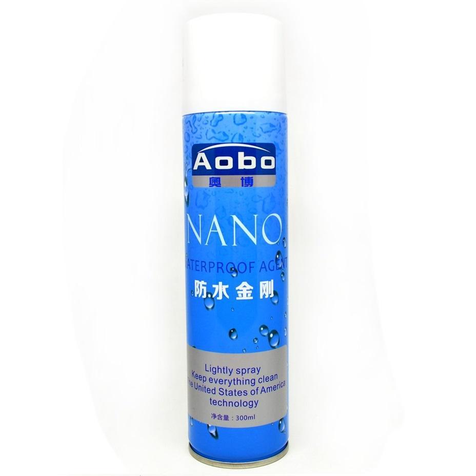 HOT DEALS!! Aobo Super Nano Coating Waterproof Liquid 300ML Cairan Anti Air Basah TERMURAH / MURAH / PACKING RAPIH / PENGIRIMAN CEPAT