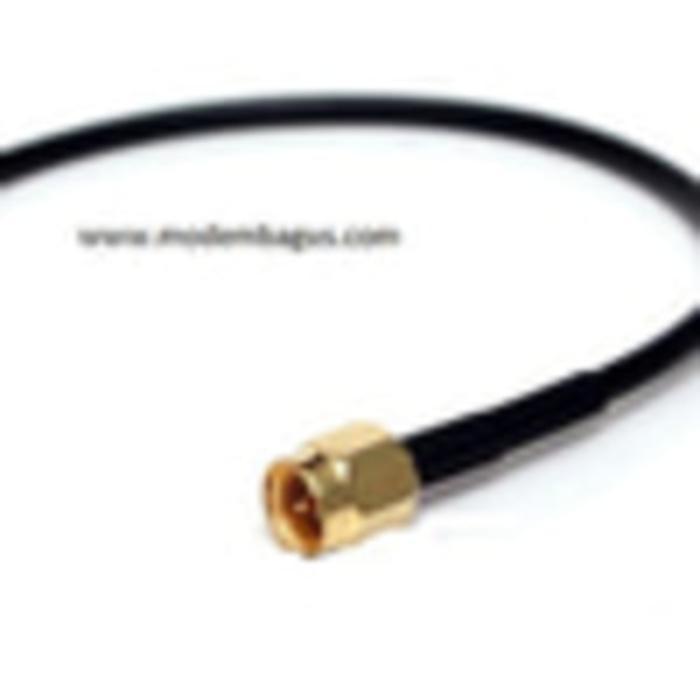 DISKON Pigtail untuk Huawei E5172 Home Router LTE 4G Bolt - Penghubung Antena dengan Modem Router