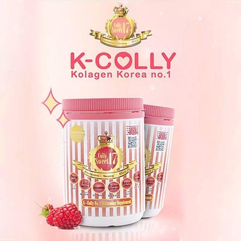 K-Colly Sweet 17 - Korean Collagen Whitening Supplement