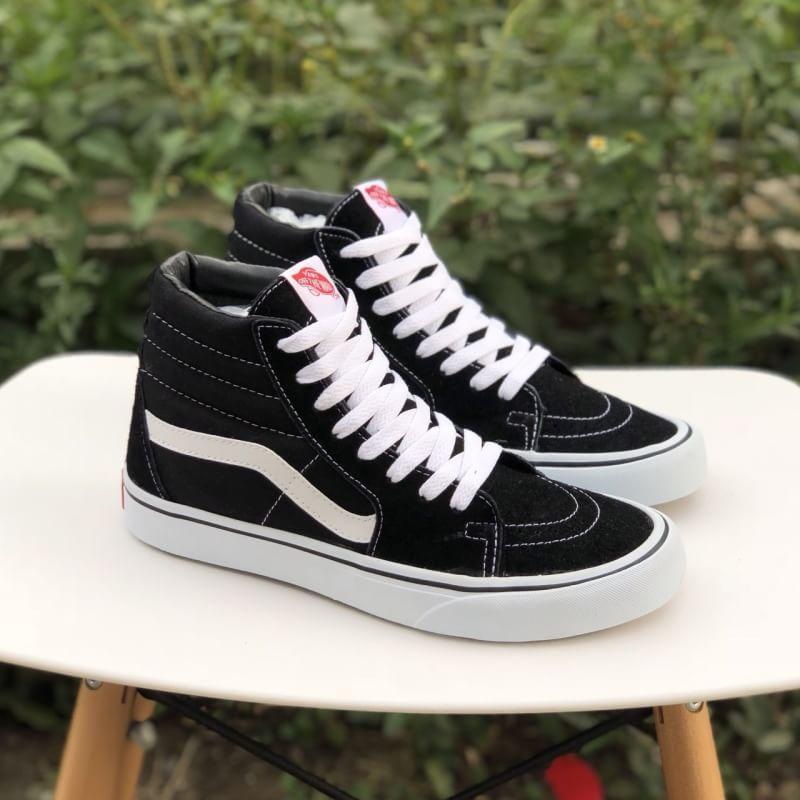 Sepatu Skate Pria Vans sk 8 Bumper Casual / Old Skool / Sneakers / Off The