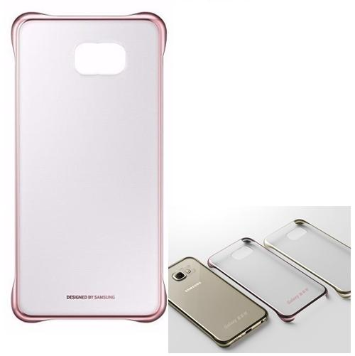 Samsung Clear Cover Galaxy A9 2016 - Rose Gold