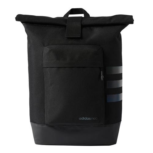Adidas tas ransel Adineo Neo city Stripe Backpack - CD9945 - hitam