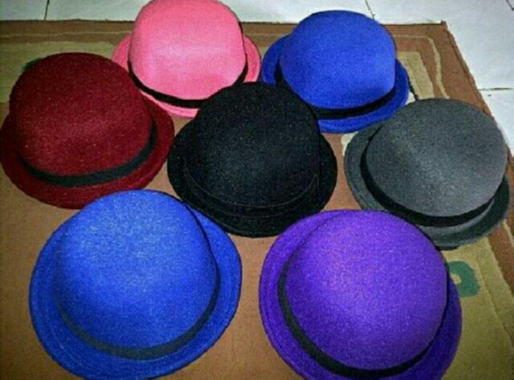 336cad8c559 Buy   Sell Cheapest TOPI DEWASA BOWLER Best Quality Product Deals ...
