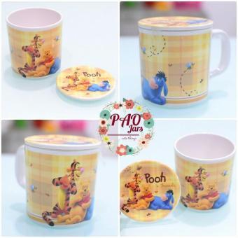 Bandingkan Toko gelas melamin winne the pooh / gelas minum / gelas winnie the pooh sale - Hanya Rp38.600