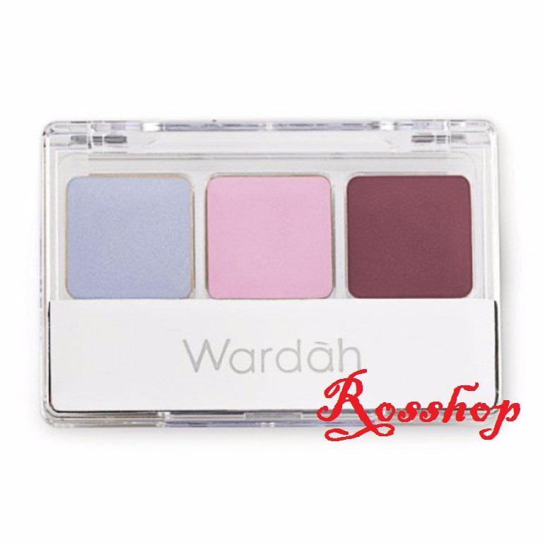 Wardah EyeShadow - L
