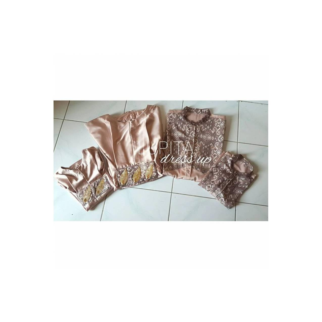 kaftan AMEERA dan baju KOKO RAFA couple