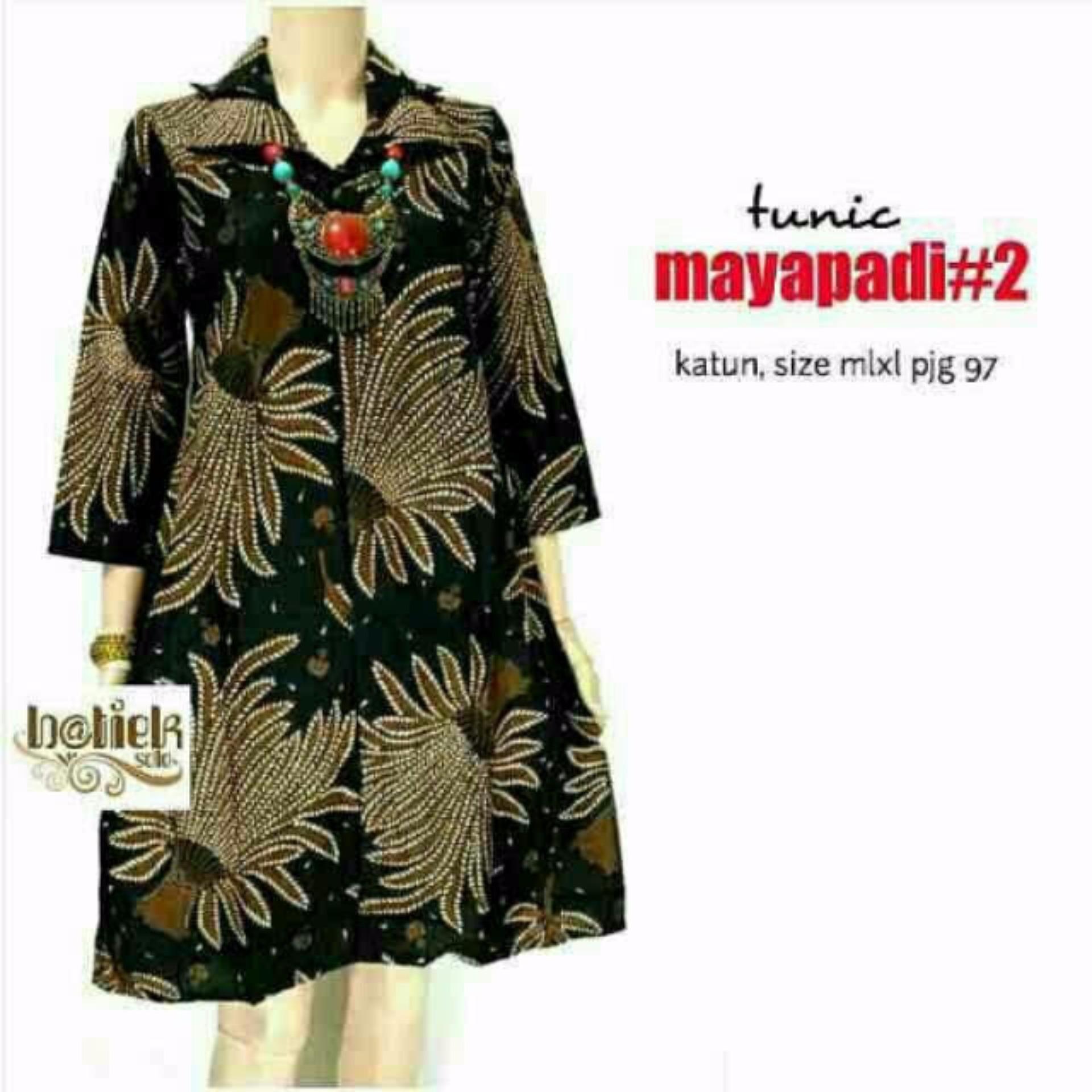 Jakarta Mall -  Setelan atasan dan bawahan Batik Modern / Baju Formal / Kemeja Wanita / Kemeja Formal / Atasan Muslim / Kemeja Cewek / Tunik / Atasan Simpel / Atasan Elegant / Baju Kekinian / Murah