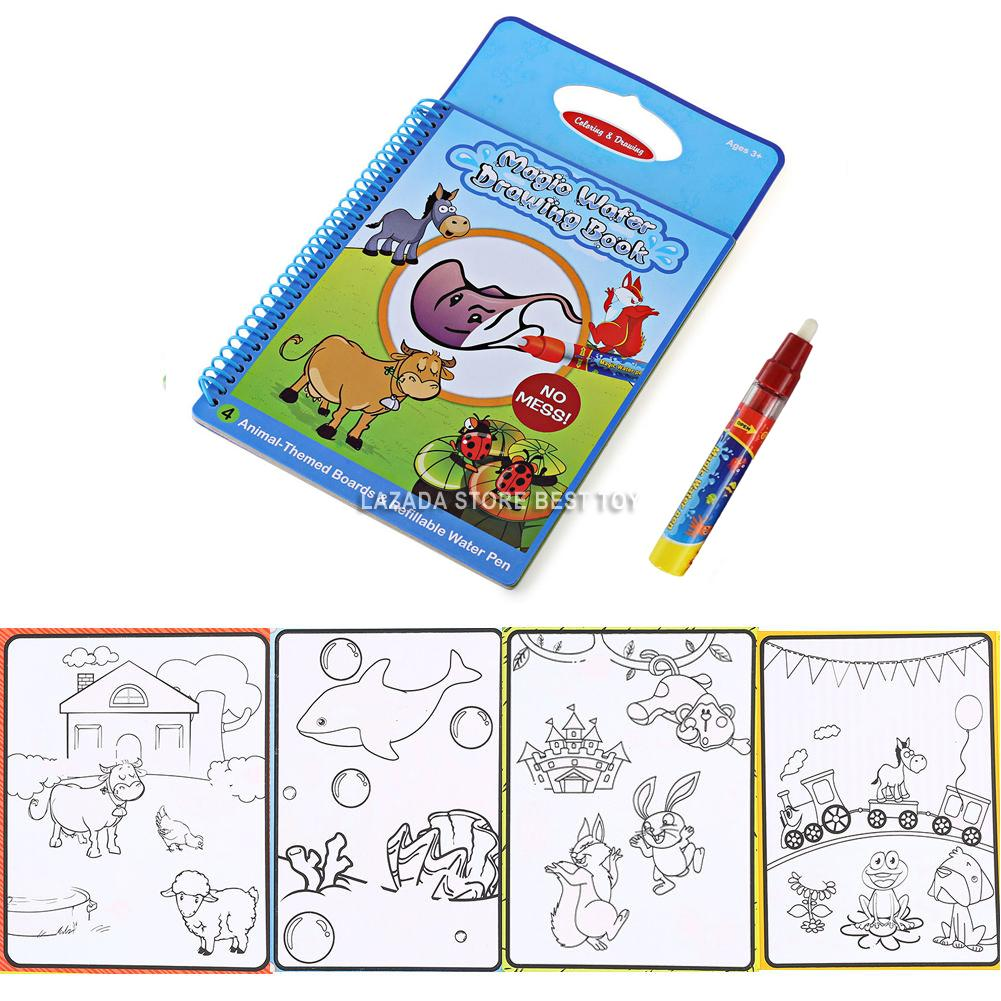 Buy Sell Cheapest Water Drawing Book Best Quality Product Deals