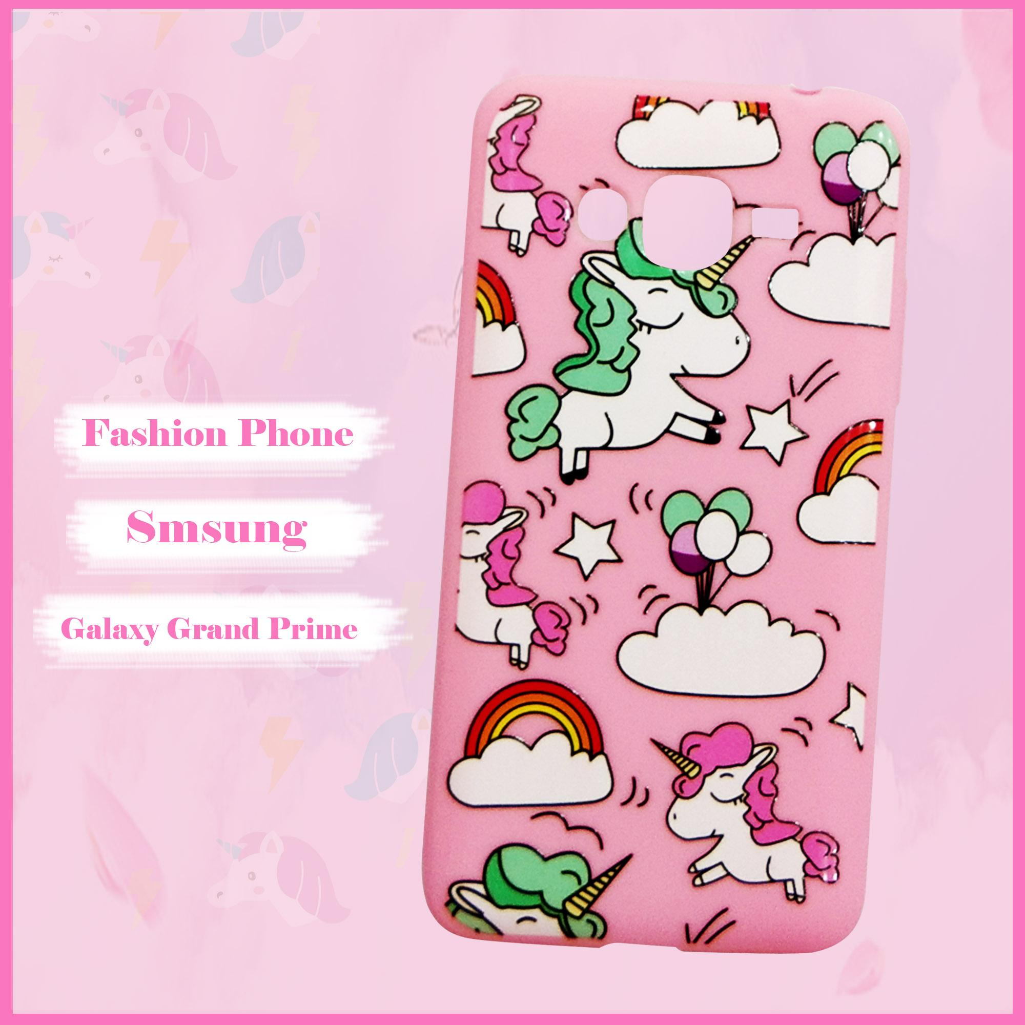 Softcase Cute Fashion Phone Case New Samsung Galaxy Grand Prime