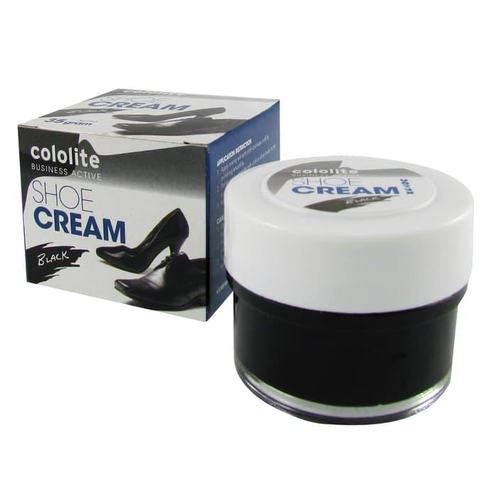 Cololite Shoe Cream Black