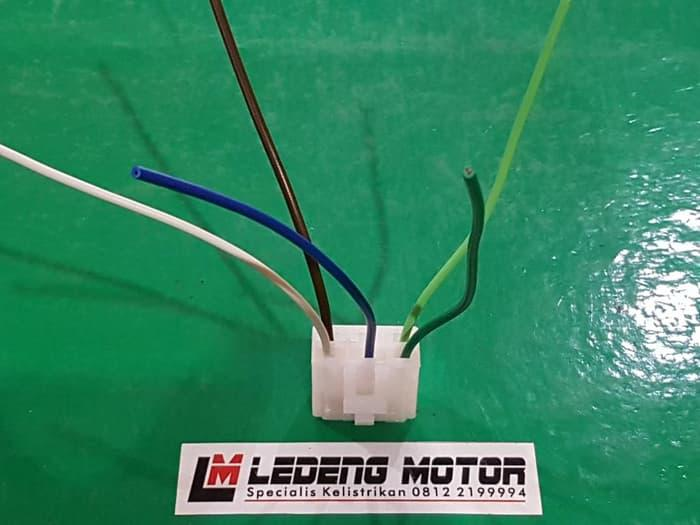 Soket Kiprok Tiger Mega Pro Fiting Regulator 5 Kabel Ku