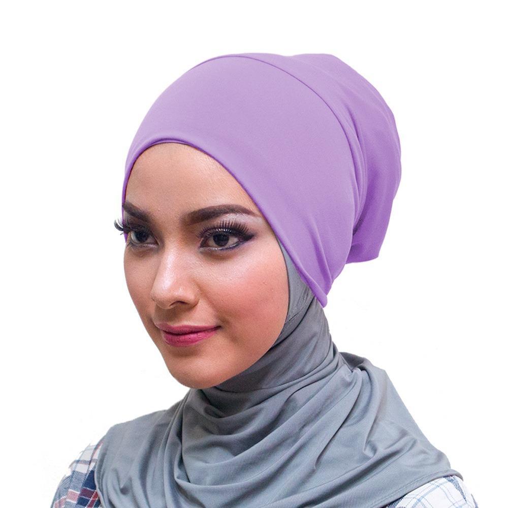 Ciput Arab Inner Kerudung - [Warna Lavender]