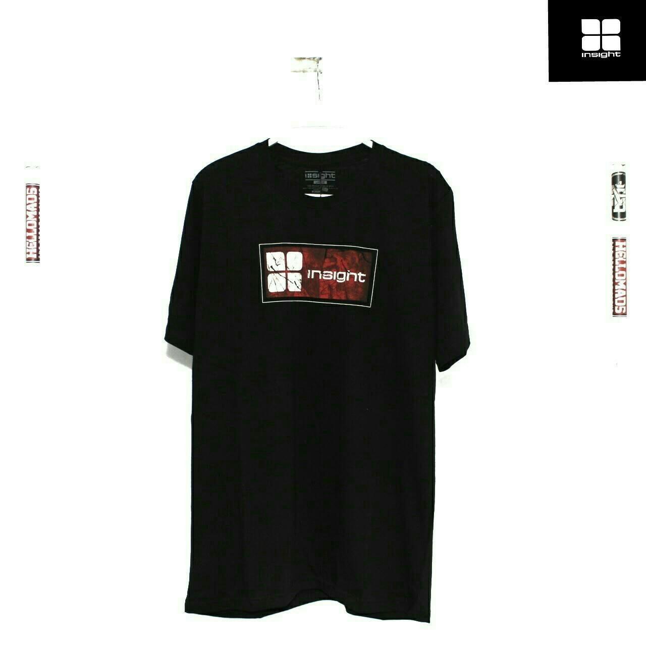T shirt Insight / Kaos Pria