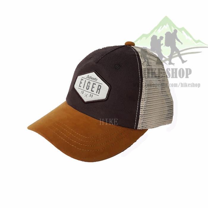 Topi Eiger T602 Trucker Hat Original - hnLMPr