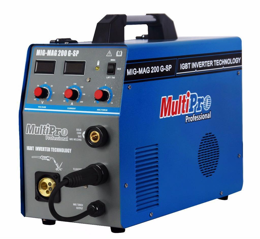 Mesin Las CO2 / GMAW / MIG-MAG 200 G - SP Multipro
