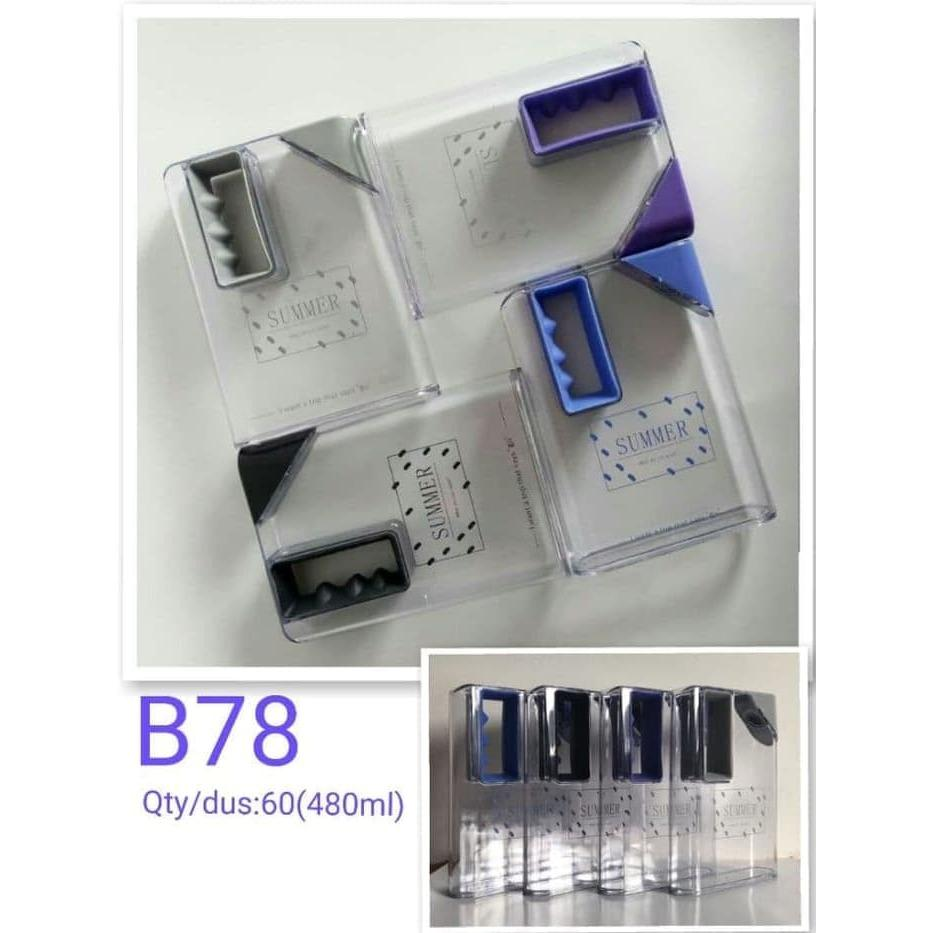 Jual Botol Minum Memobottle Terbaru A5 Memo Bottle Doff Soft Do Your Best Flat 420ml Mem Summer B78 Transparan 480ml Slim Letter