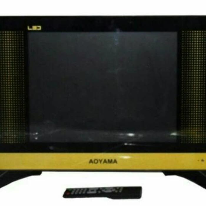 Tv LED aoyama 15 in suppor HDMI VGA AV