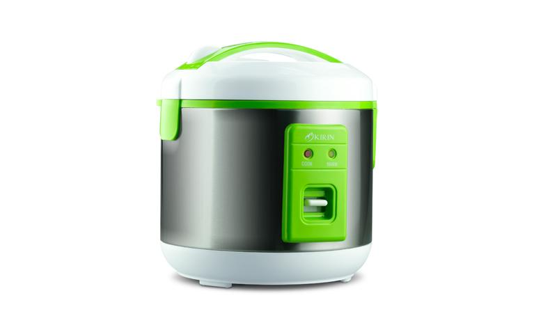 Rice Cooker 1L Nonstick Kirin KRC087