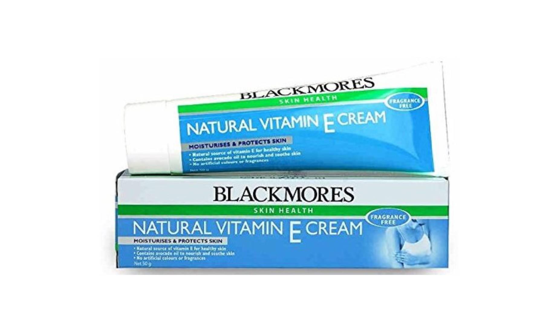 List Harga Blackmores Vitamin E 500iu Terpercaya Natural 250iu 50 Capsules Cream