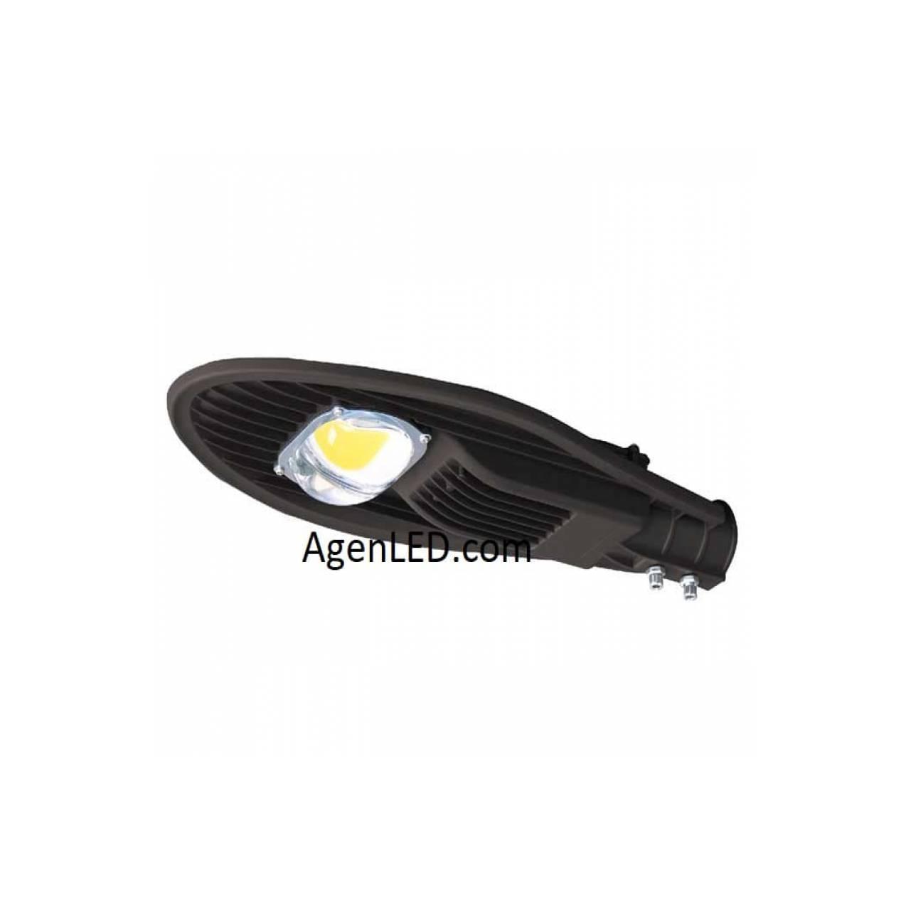 Lampu Jalan 50W PJU LED 50 w watt sorot outdoor penerangan steet light