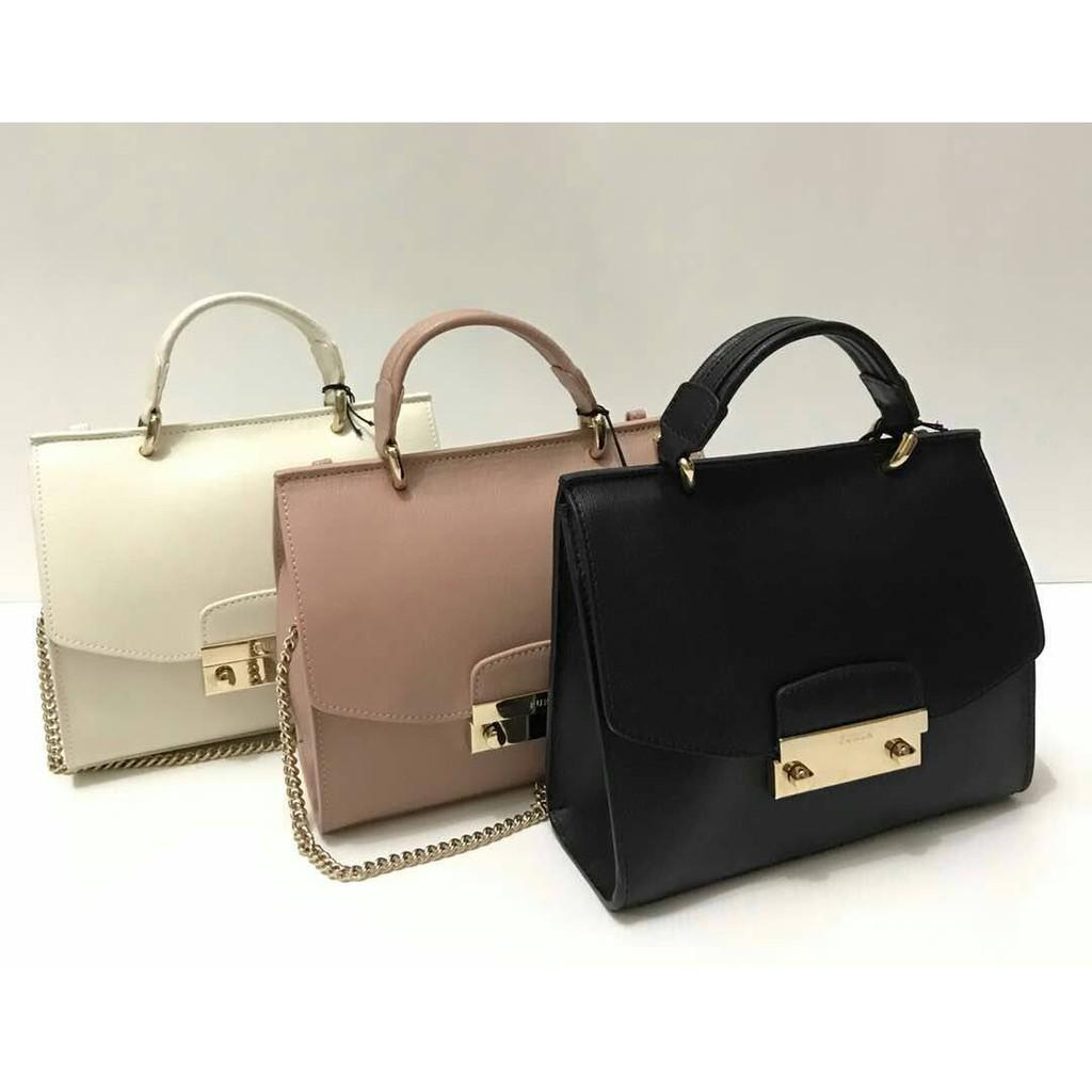 Jual Tas Furla Julia Top Handle