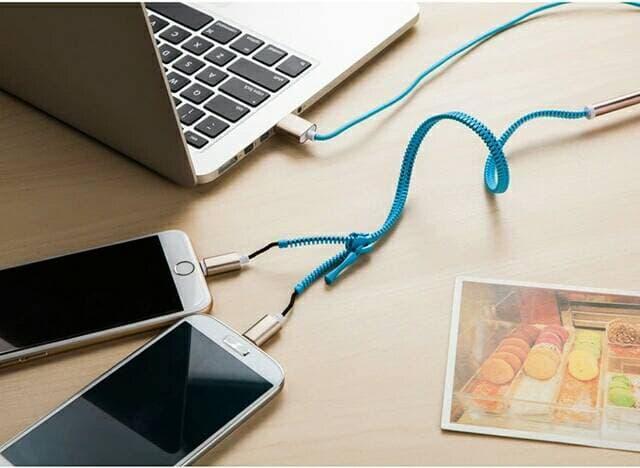 Kabel Data Type C Xiaomi Mi 4c Murah Macbook Nokia N1 Meizu Vivo By Dila Store 279