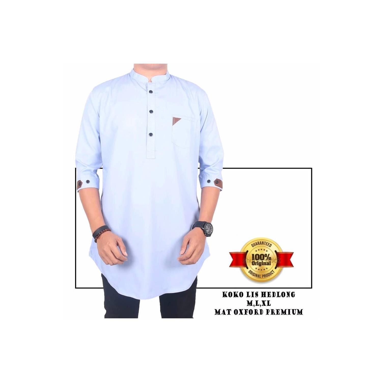 NEW Baju Premium muslim koko pakistan pria pakaian muslim pria wanita