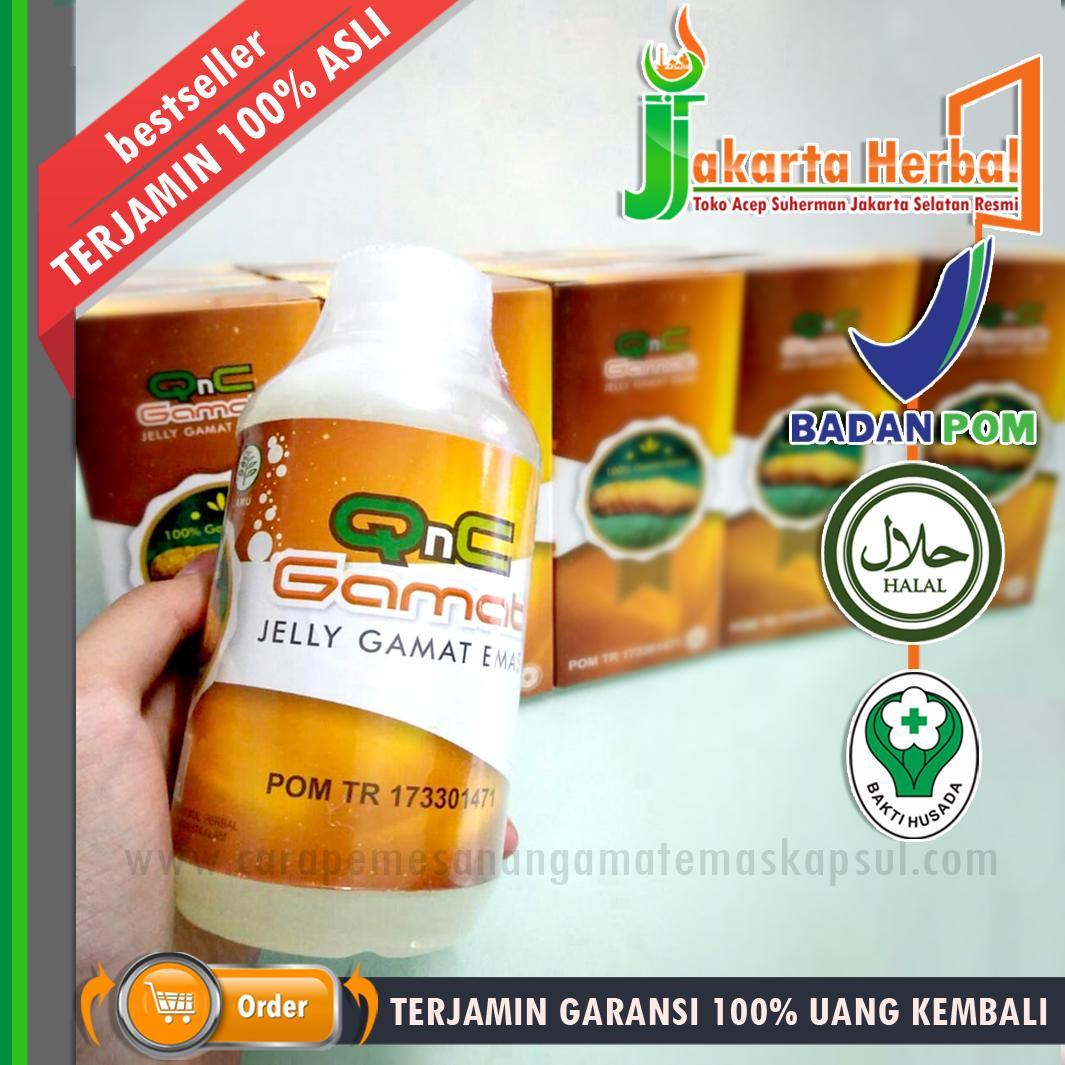 Qnc Jelly Gamat Asli 100percent Original Jeli Jelli Jely Agen Jakarta 100 Origiinal Herbal Multikhasiat