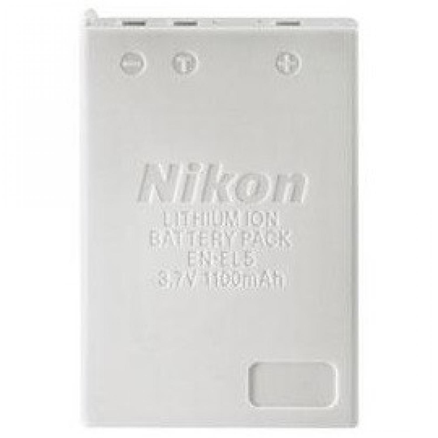 Charger kamera/Charger Kamera canon Battery Replacement for Nikon Coolpix EN-EL5 3700/ 4200/ 5200/ 5900/ 7900/ CP1/ P3/ P4 Series