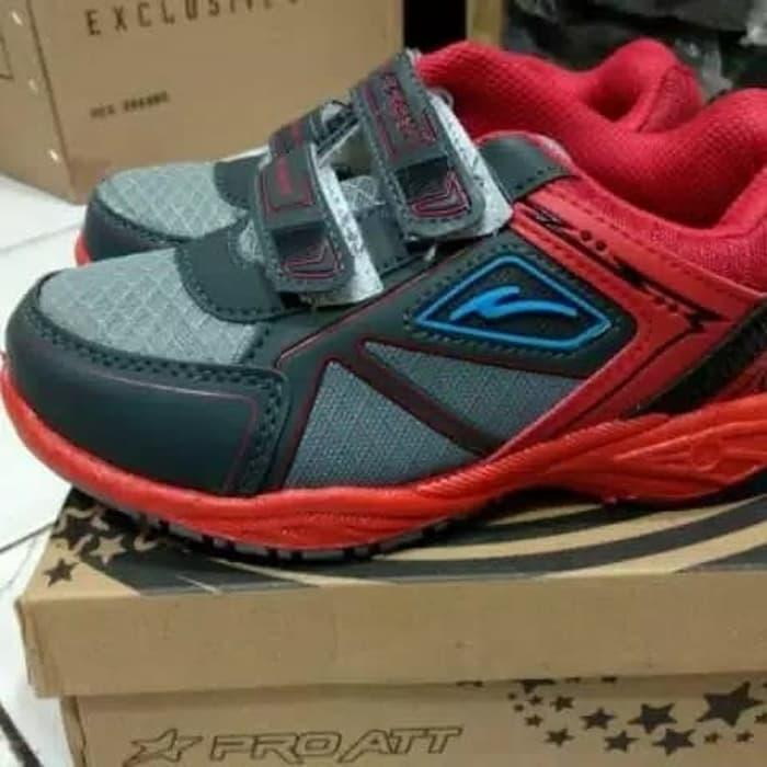 Sepatu Pro Att Tdr 02v By Putra Solo.