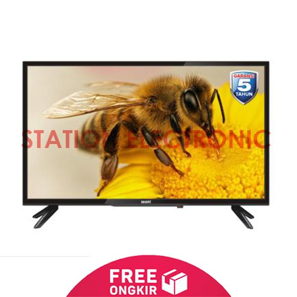 AKARI HD Ready w/ USB Movie LED TV 32 - 32V89 - Khusus JABODETABEK