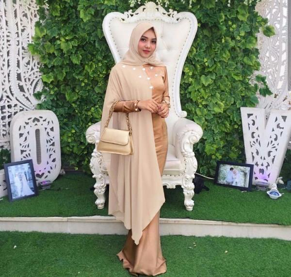 Princess Maxi- Baju Muslim Murah Terbaru 2018 Grosir Pakaian Wanita Busana Pesta Modern Gamis Syari