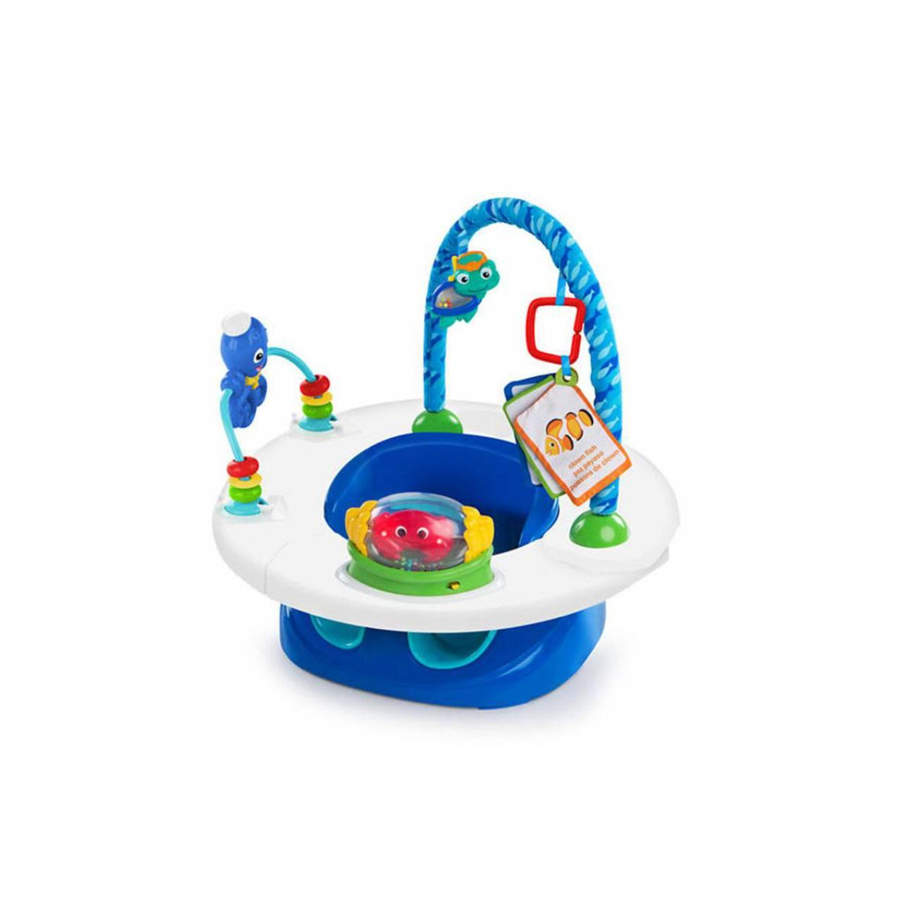 Baby Einstein 3-in-1 Snack & Play Discovery Seat 10921
