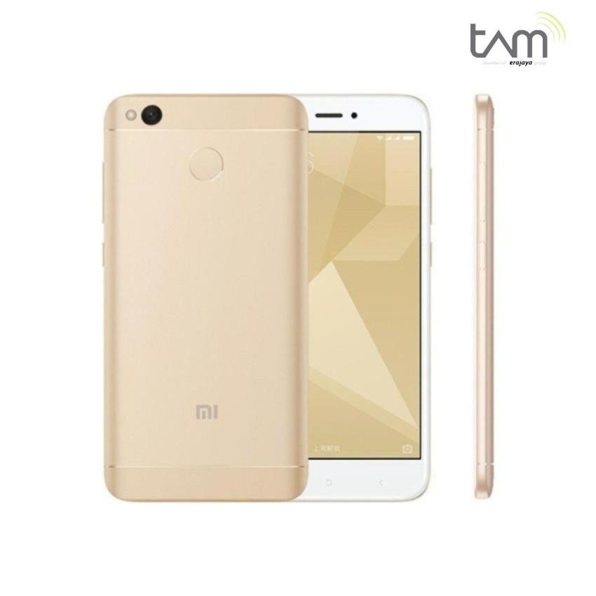 Xiaomi Redmi 4X Ram 3GB/32GB - Garansi Resmi TAM