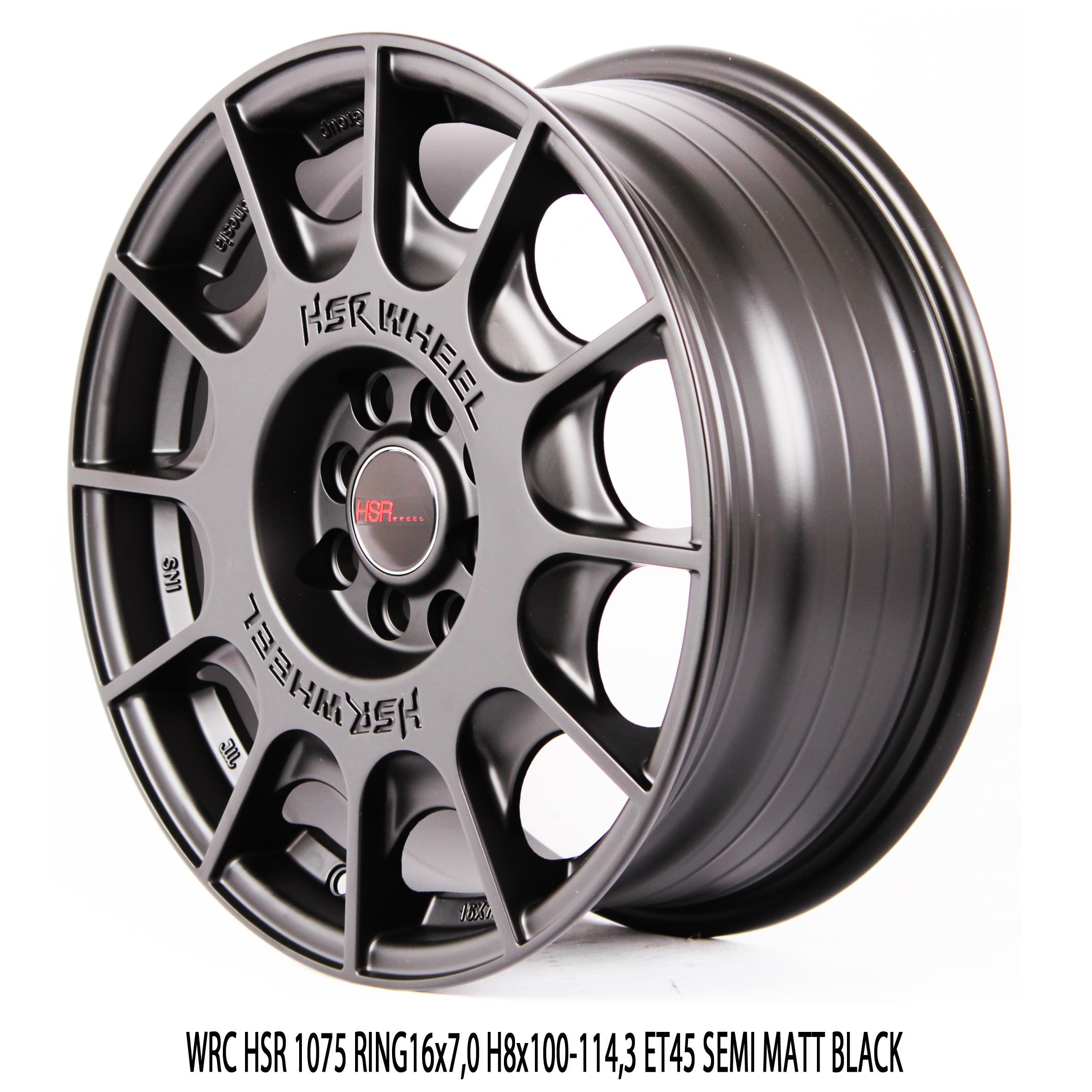 Velg Mobil Murah WRC 1075 HSR Ring 16 ( Wheelskingdom )