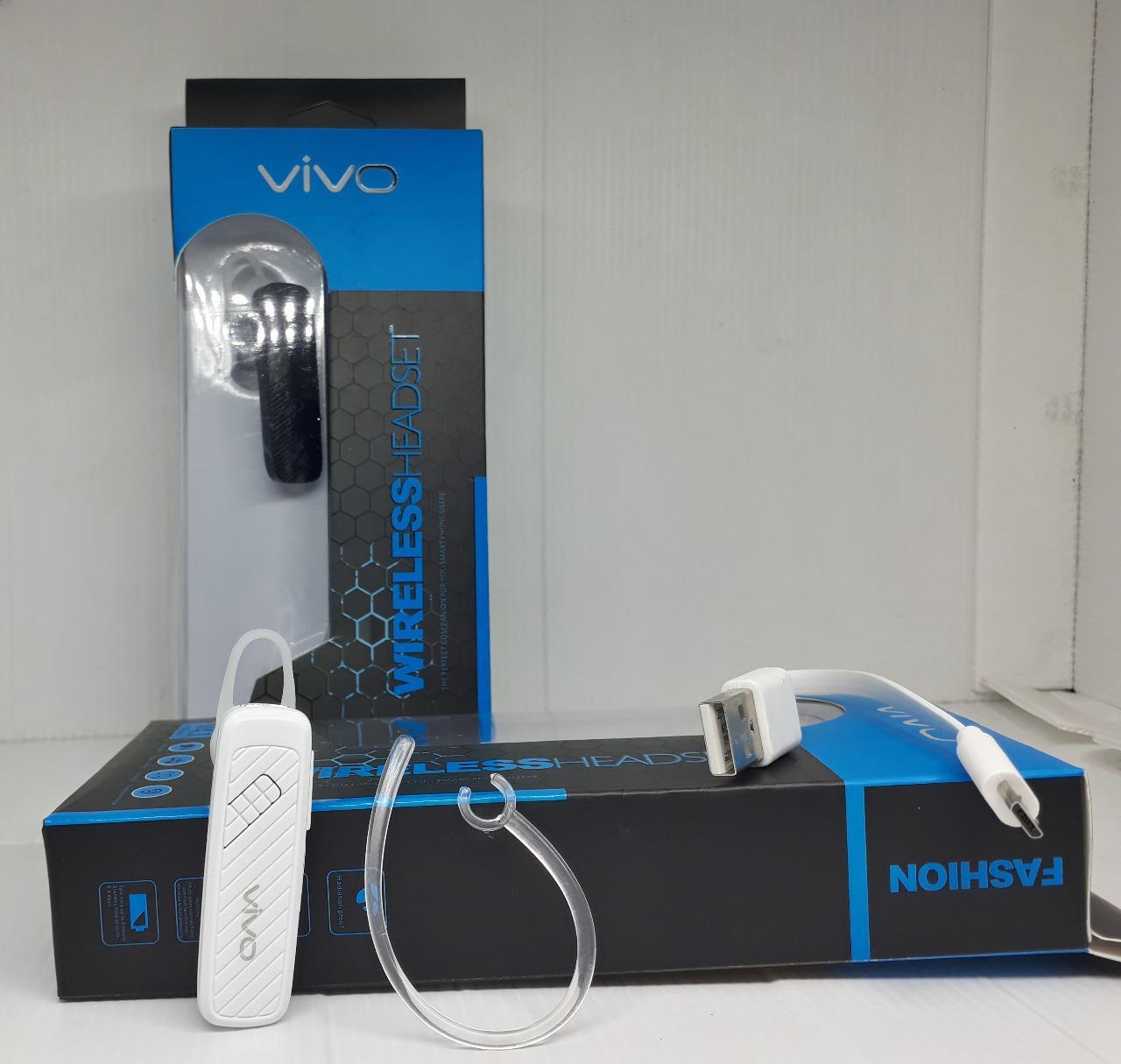 Rp 30.000. Vivo Original Headset Bluetooth ...