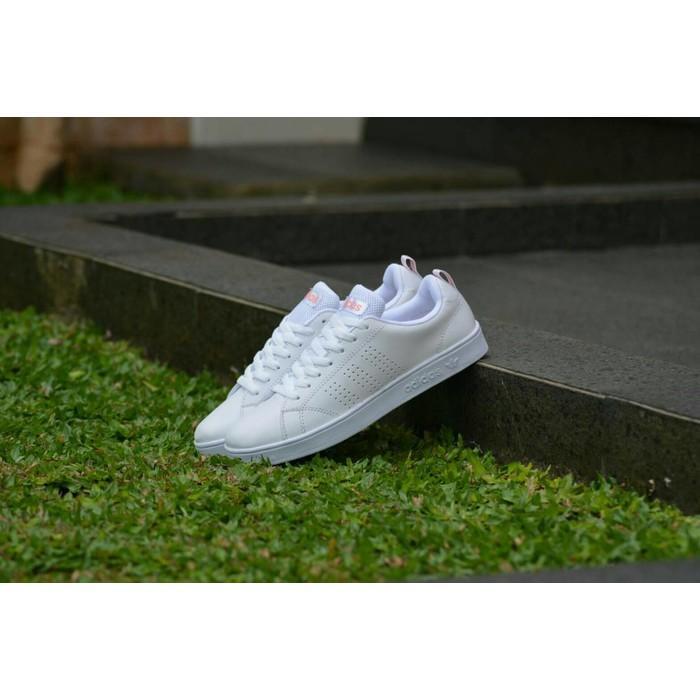 Promo Sepatu Wanita Sneakers Kets Adidas Neo Advantage Cewe Gratis Ongkir
