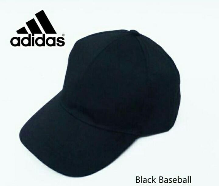 Topi Baseball Cap Adidas Cowok Cewek Unisex