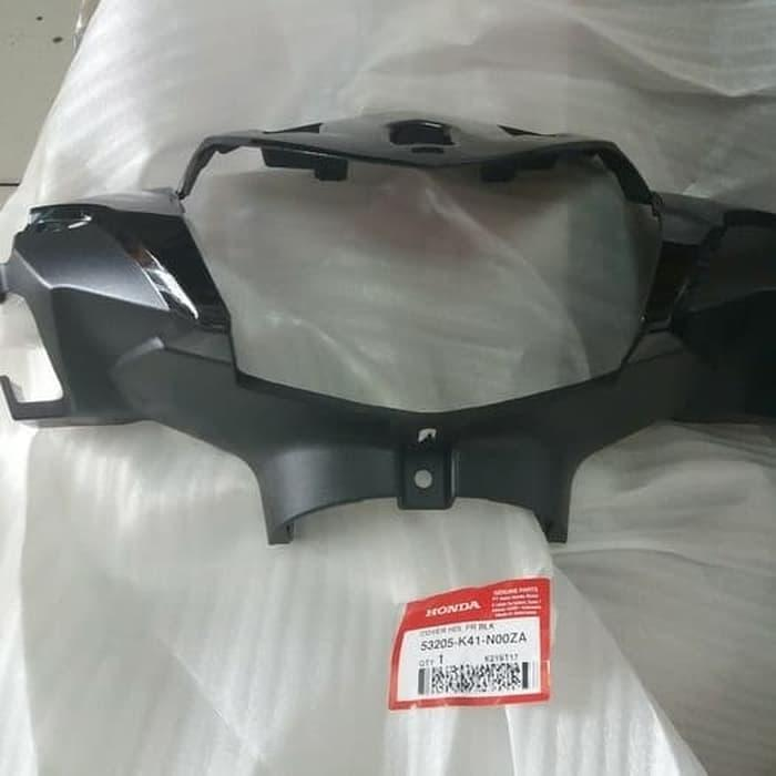Part body depan supra x 125 injection ori hm
