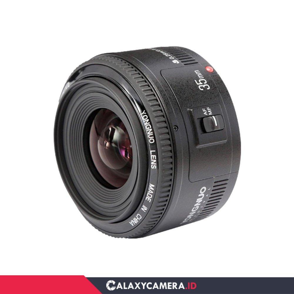 Lensa Yongnuo EF 35MM F2 For CANON
