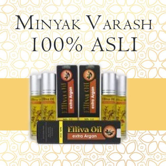 Varash Elliva Oil untuk Menghilangkan Jerawat Memutihkan
