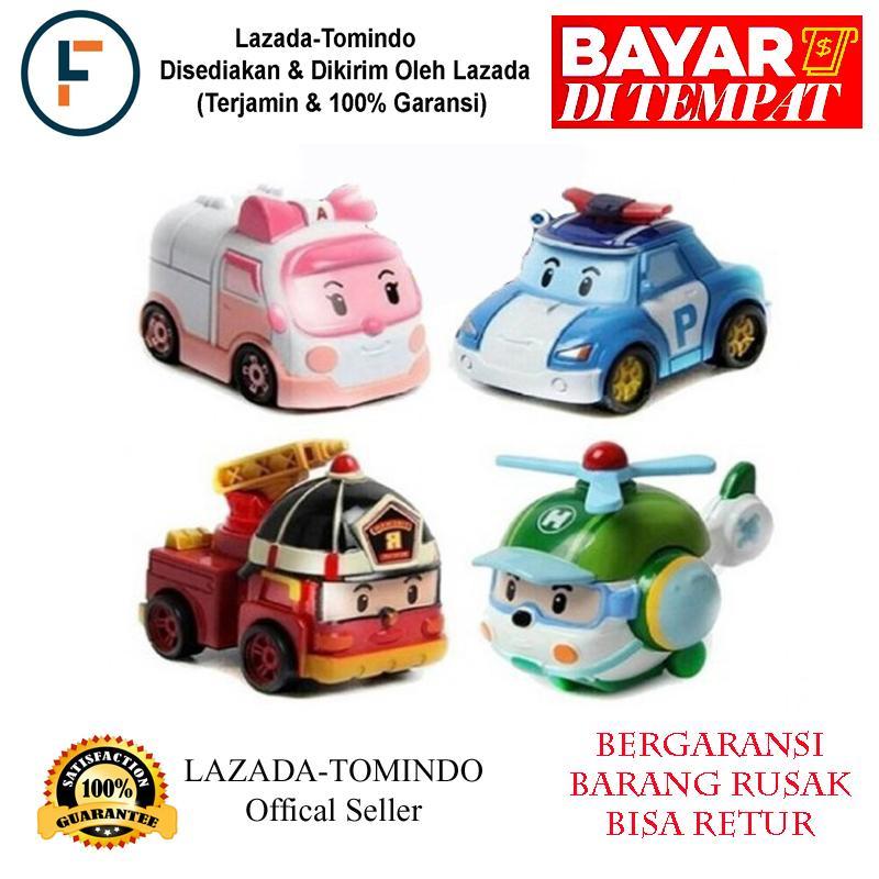 Tomindo Car isi 4 pcs / mainan anak / mainan anak laki / mobil mobilan /