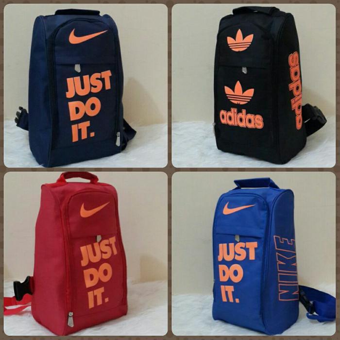 BEST SELLER!!! Tas Sepatu Nike Adidas - I0vD4T