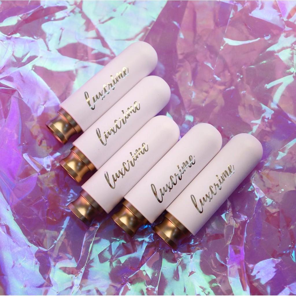 Luxcrime Satin Lipstick 02 Flamboyant