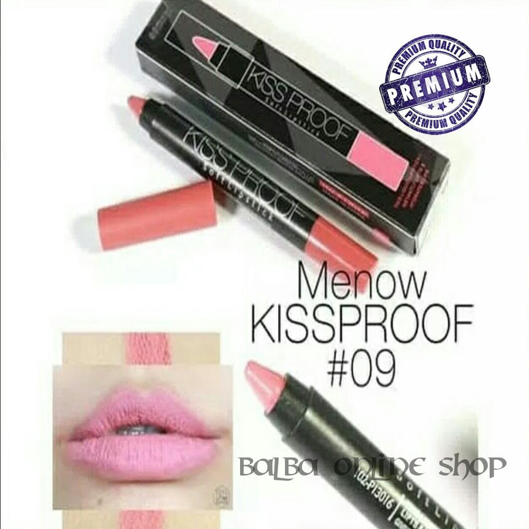 Me Now Kissproof Lip Matte Original No 09