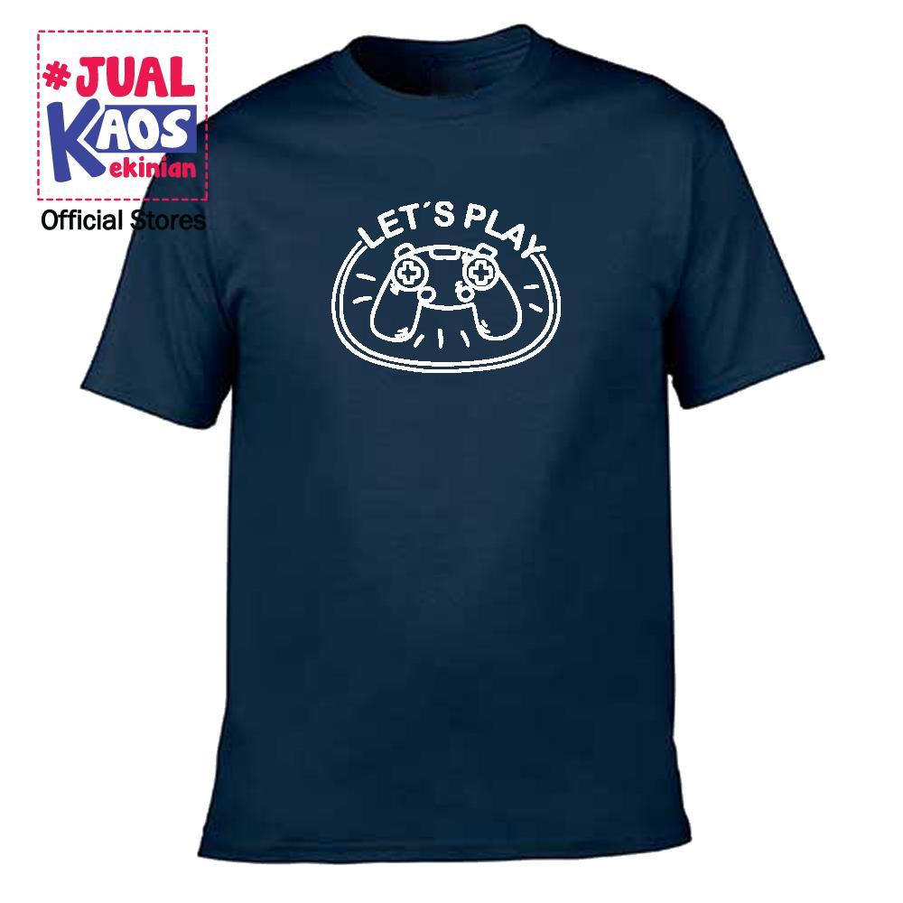 Kaos JP 1 Jual Murah GAMER Terlaris Premium Tshirt Katun Import