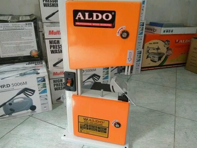 Promo   Band Saw Aldo 8