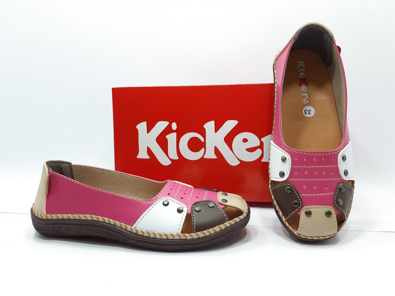List Harga Sepatu Sandal Anak Terbaru 2018 Cekharga Laki 1604 306 Brown Size 26 31 Kickers Kode B200