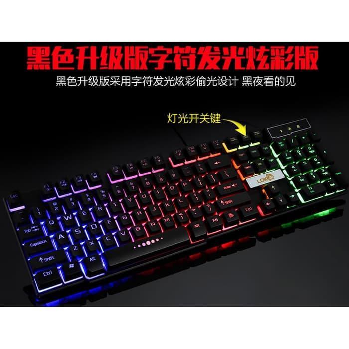 Sades Spearwolf ( Spear wolf ) Keyboard Gaming switch Plunger - keyboard gaming - keyboard gaming